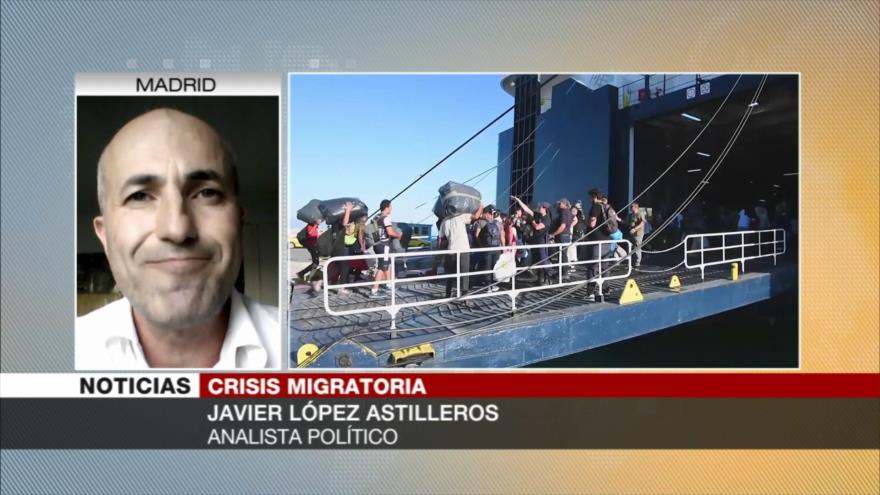 Astilleros: Partidos derechistas impiden arreglar crisis migratoria