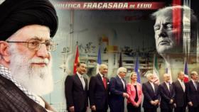 """Detrás de la Razón: Irán; Política de """"máxima presión"""" está abocada al fracaso"""