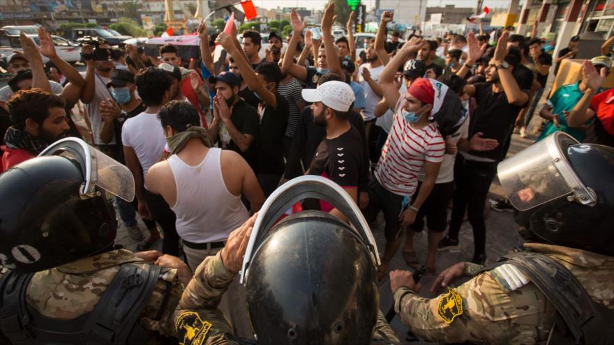 Premier iraquí dice que seguirá reclamaciones legítimas del pueblo