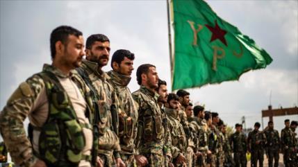 EEUU sigue enviando más armas a sus aliados kurdos en Siria
