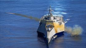 EEUU desafía a China con prueba de nuevo misil en el Pacífico