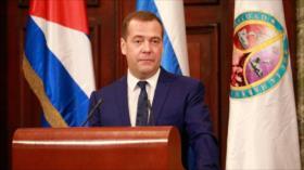 Medvedev: EEUU prueba en América Latina cómo derrocar gobiernos