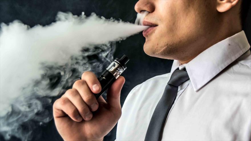Estudio: Vapeo genera daños pulmonares similares a quemaduras químicas.