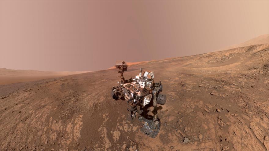 NASA pone un micrófono en Marte y revela cómo suena el planeta rojo