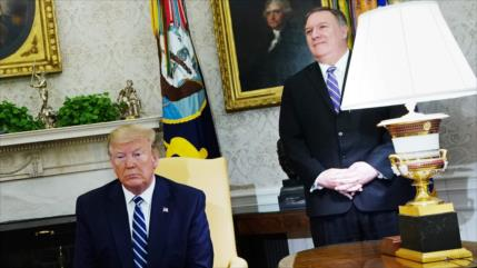 Trump usa la política exterior de EEUU para sus fines electorales