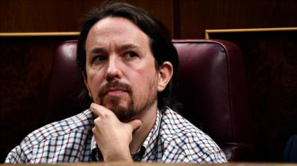 Iglesias alerta contra coalición PSOE-PP y pide votos para Podemos