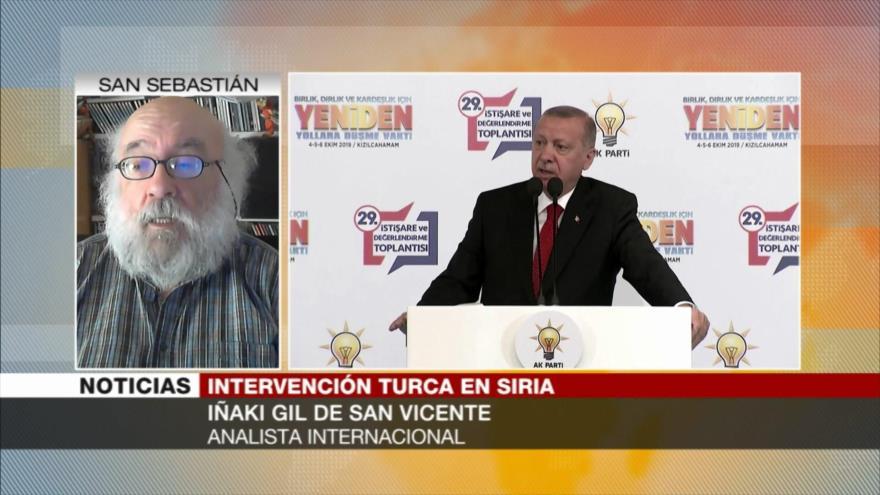 Turquía ha declarado de manera no oficial la guerra a Siria