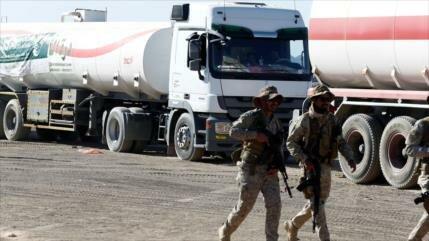 'Riad saqueó 18 millones de barriles de petróleo yemení en 2018'
