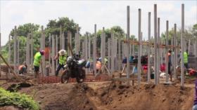 Gobierno de Nicaragua construirá 50 000 viviendas a bajos costos