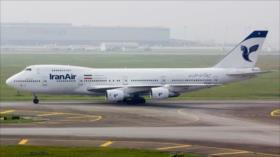 Aerolínea persa IranAir aumenta ganancias pese a sanciones de EEUU