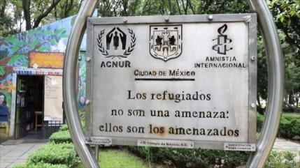 Solicitudes de asilo y refugio aumentan en México