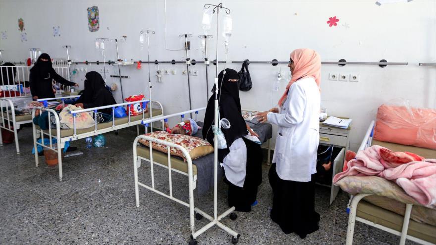 Hospitales y centros de salud de Yemen al borde de una catástrofe | HISPANTV