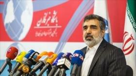 Irán dará más pasos si Europa no actúa para salvar pacto nuclear