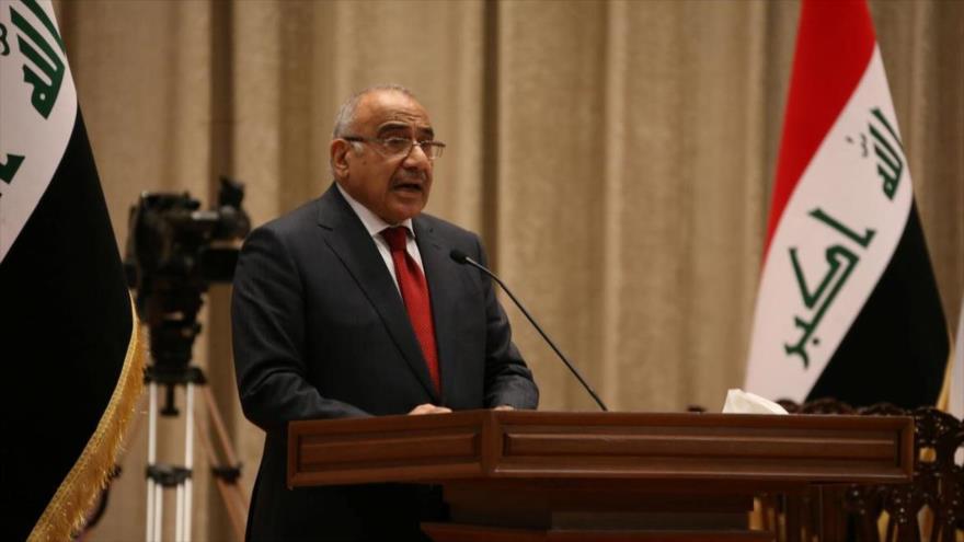 Gobierno de Irak anuncia medidas sociales en respuesta a protestas
