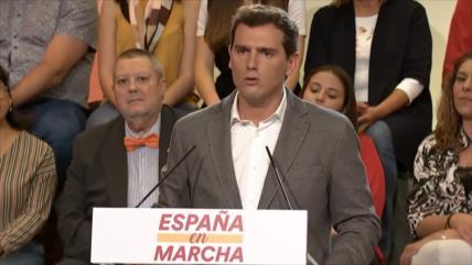 Partidos españoles y formación de las posibles coaliciones