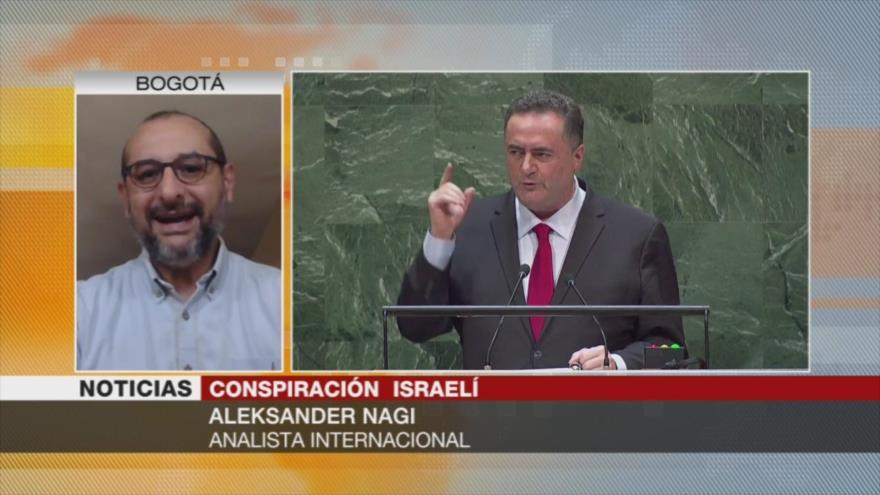 Nagi: Israel busca neutralizar acuerdo de no agresión ofrecido por Irán