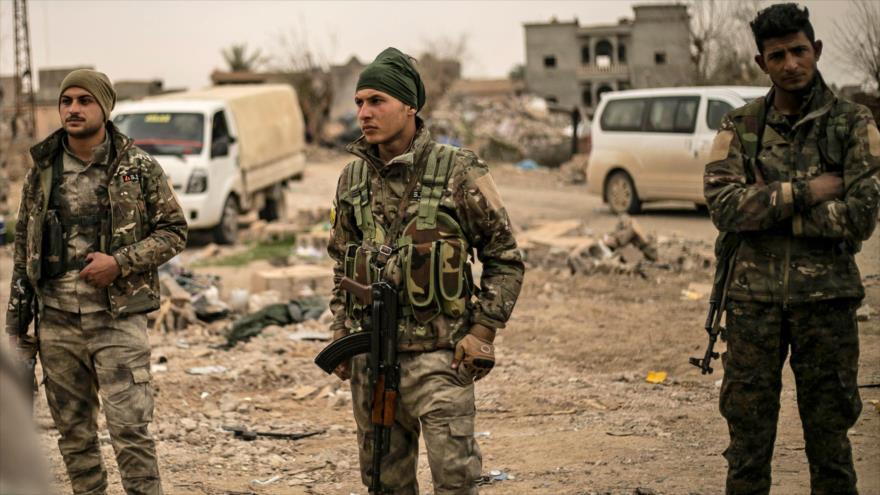 FDS alertan: operación turca en Siria ocasionará vuelta de Daesh | HISPANTV