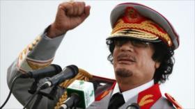 OTAN derrocó a Gadafi para seguir robando las riquezas de África