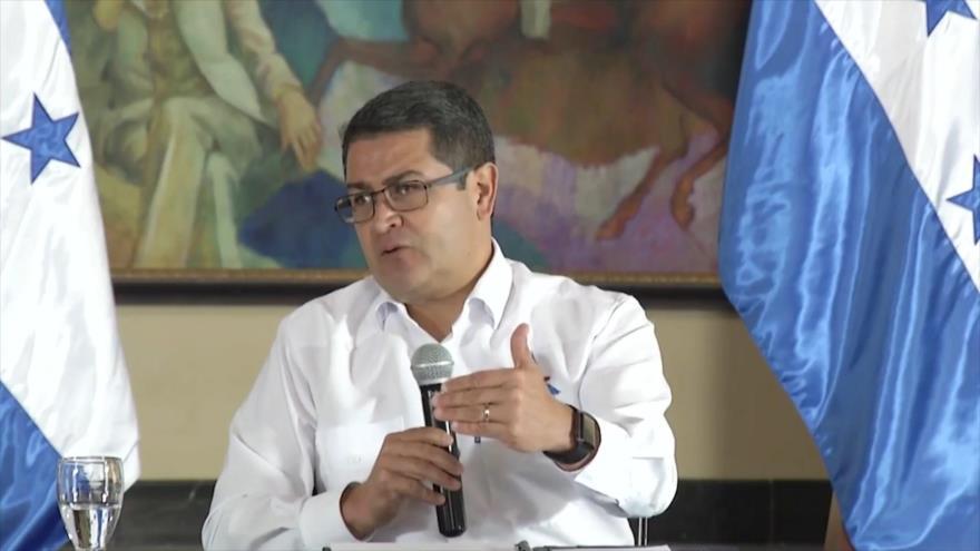 Continúa juicio contra hermano del presidente de Honduras