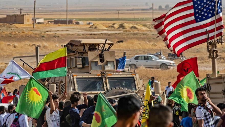 Vídeo: Historia de puñaladas por la espalda de EEUU a los kurdos | HISPANTV