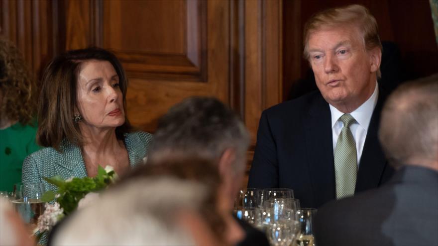 Casa Blanca no cooperará en investigación para impeachment a Trump | HISPANTV