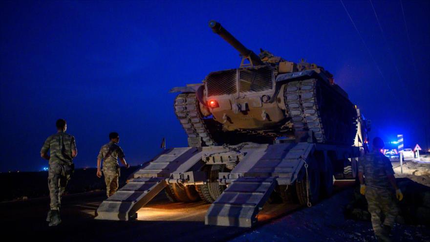 Piden contención a Turquía ante su inminente ofensiva en Siria | HISPANTV