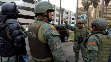 7 países latinoamericanos apoyan acciones de Gobierno de Ecuador