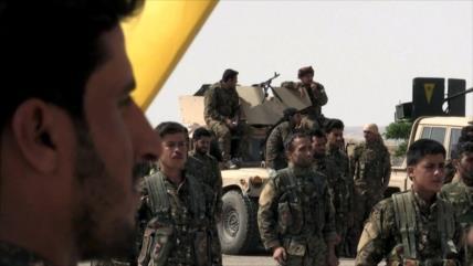 Milicias kurdo-sirias no descartan formar una alianza con Damasco