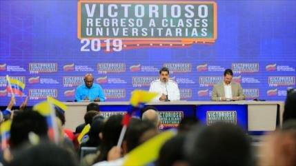 Maduro afea a Moreno y le sugiere revertir sus medidas económicas