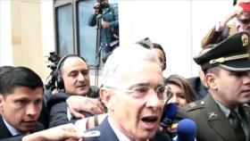 Expresidente Uribe comparece ante Corte Suprema en Colombia