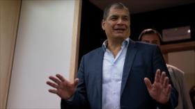 """Rafael Correa rechaza las acusaciones del """"mentiroso"""" Moreno"""