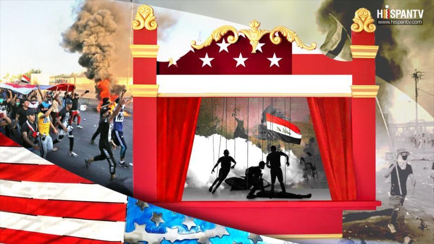 Irak, bajo las sucias manos de Washington y sus socios