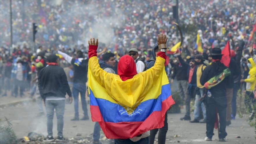 Vídeo: ¿Por qué se ha levantado Ecuador contra el Gobierno?