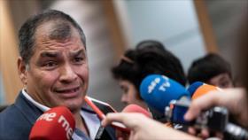 Correa reta a Moreno: Adelanta elecciones y yo seré candidato