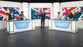 Foro Abierto: Reino Unido; ¿a quién pone el Brexit contra las cuerdas?