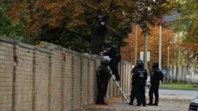 Tiroteo en el este de Alemania deja al menos dos muertos