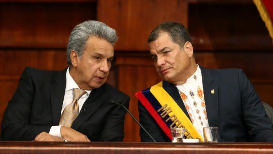 Correa sufriría misma suerte que Lula si hay comicios en Ecuador
