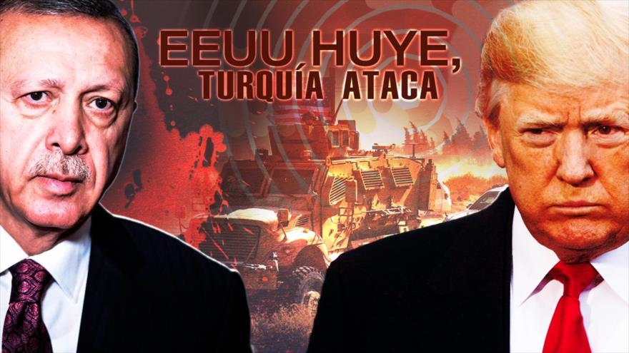Detrás de la Razón; ALERTA: COMIENZA LA GUERRA, Turquía ataca Siria ¿EEUU y Rusia qué harán?