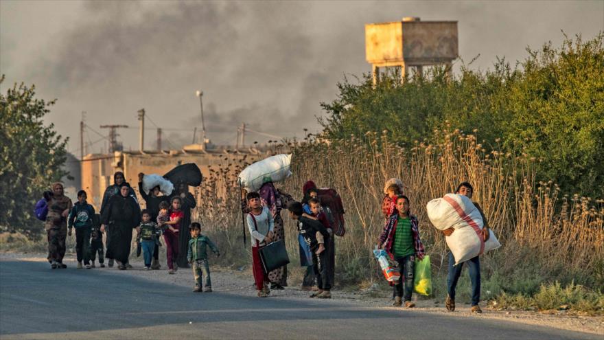 OSDH: Ataques de Turquía causan la muerte de ocho civiles en Siria | HISPANTV