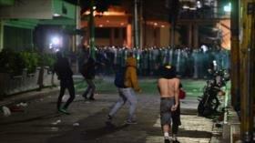 Hondureños exigen renuncia de presidente por nexos con el narco