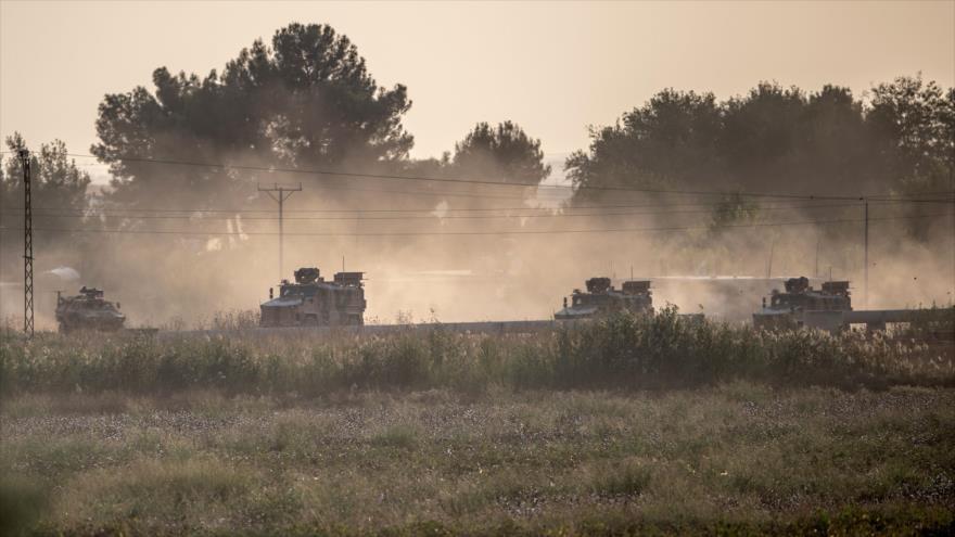 Agresión turca en Siria ayudará a huir a miles de reos terroristas | HISPANTV