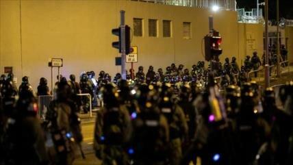 Apple elimina aplicación que monitoreaba a policías en Hong Kong