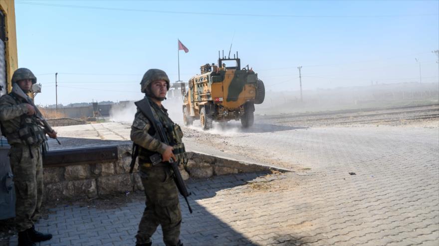 Turquía: Comandos del Ejército están avanzando en Siria   HISPANTV