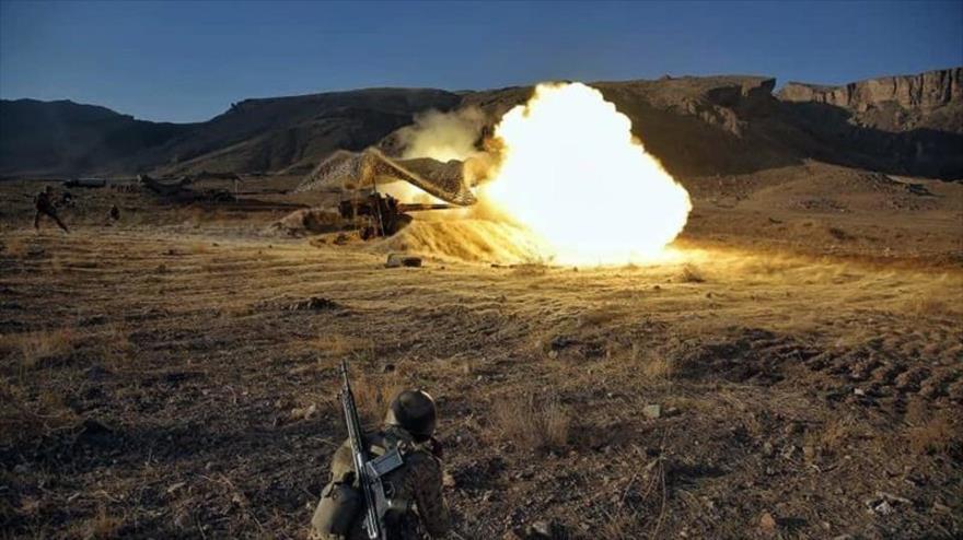 Vídeo: Irán se esfuerza por defender sus fronteras de enemigos