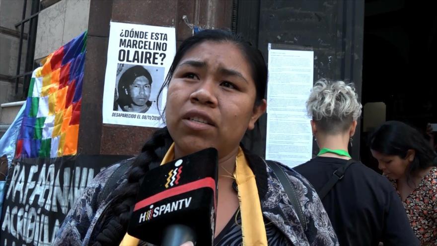 Mujeres indígenas denuncian persecución y asedio en Argentina