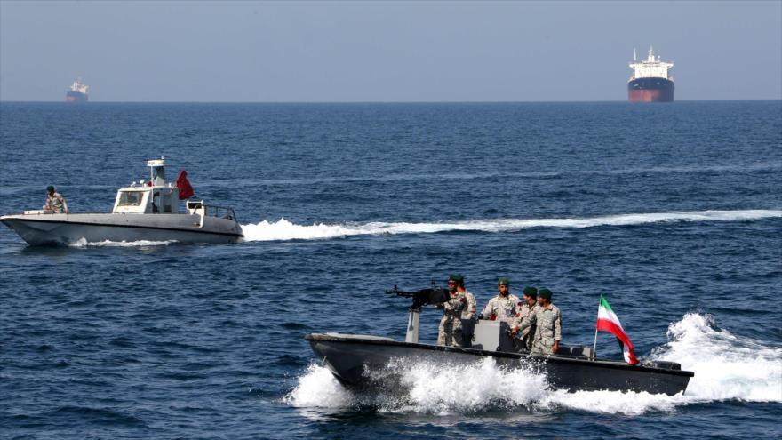 'Fracasarán los complots urdidos contra Irán en el Golfo Pérsico'