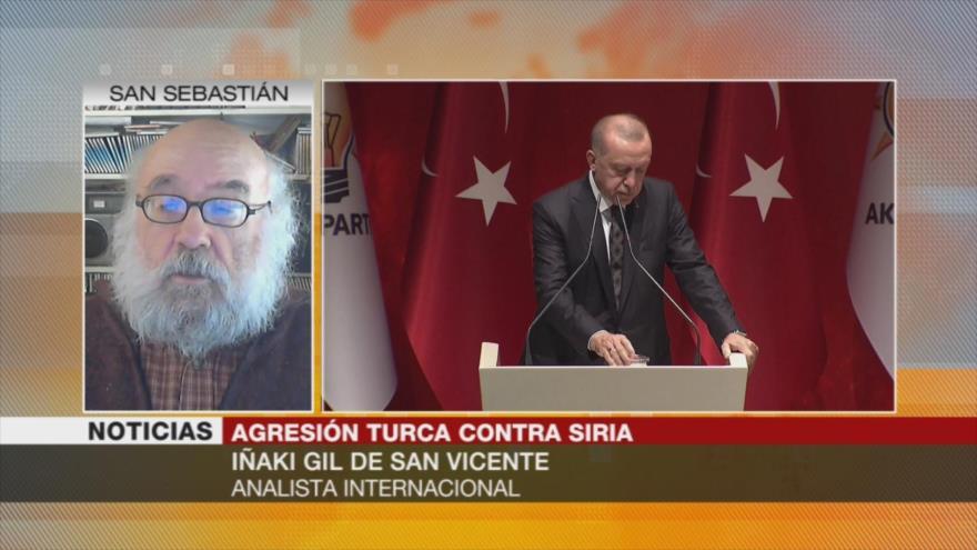 Gil: Erdogan, atrapado en sus propias trampas que ha ido poniendo