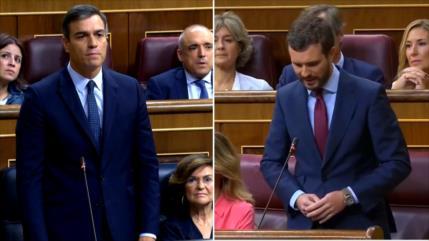 Diferentes partidos tratan de acaparar votos indecisos en España