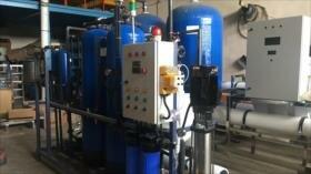 Irán planea purificar agua a gran escala usando nanotecnología