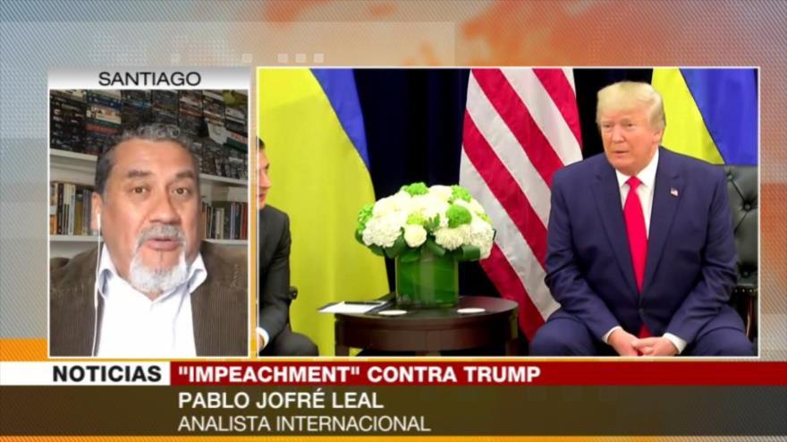 Leal: Es anticipado vaticinar derrota de Trump por caso Ucrania